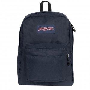 JanSport SuperBreak One Rugzak navy backpack
