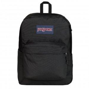 JanSport SuperBreak Plus Rugzak black backpack
