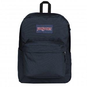 JanSport SuperBreak Plus Rugzak navy backpack