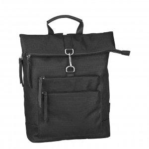 Jost Bergen Courier Backpack black Damestas