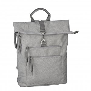 Jost Bergen Courier Backpack light grey Damestas