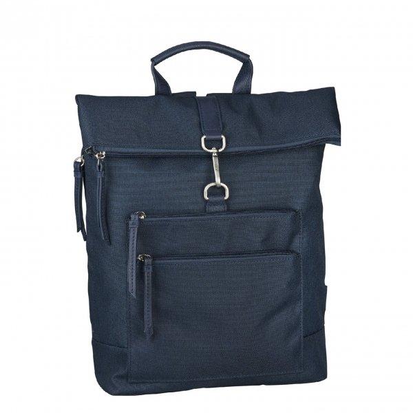 Jost Bergen Courier Backpack navy Damestas
