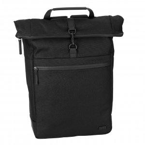 Jost Helsinki Backpack Courier black backpack