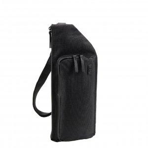 Jost Helsinki Crossover Bag black Herentas