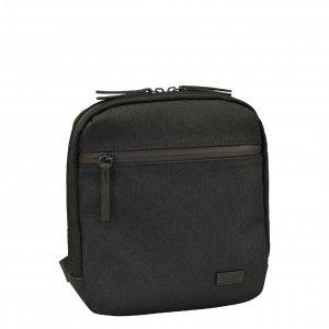 Jost Helsinki Shoulder Bag S black Herentas