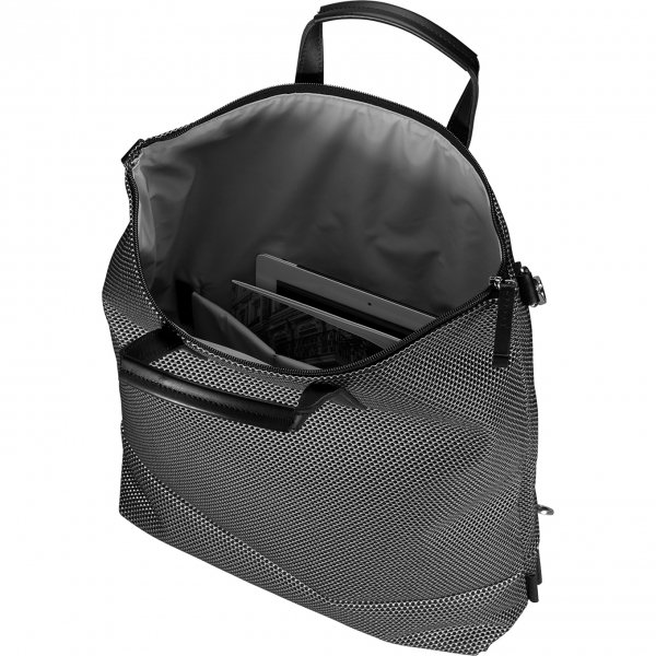 Jost Mesh XChange Bag (3in1) S black backpack van