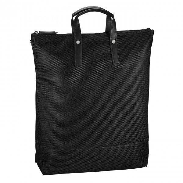 Jost Mesh XChange Bag (3in1) S black backpack