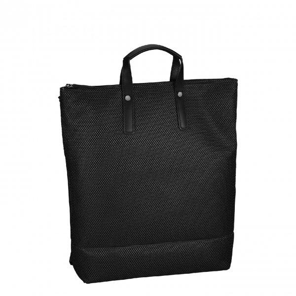 Jost Mesh XChange Bag (3in1) XS black backpack