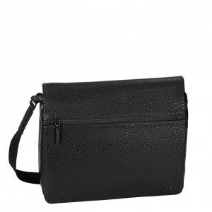 Jost Oslo Shoulder Bag L black