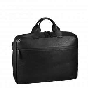 Jost Stockholm Business Bag S 1 Compartment black Herentas