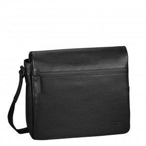 Jost Stockholm Shoulder Bag L black