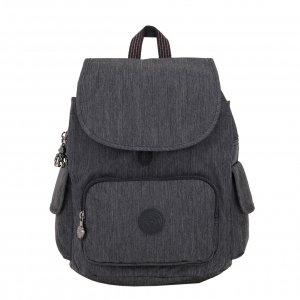 Kipling City Pack S Rugzak active denim backpack