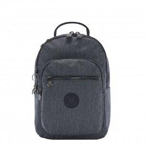 Kipling Seoul Rugzak S active denim backpack