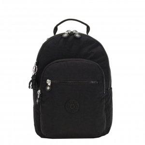 Kipling Seoul Rugzak S black noir backpack
