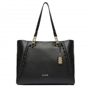 Liu Jo Affascinante Shopping Bag nero Damestas