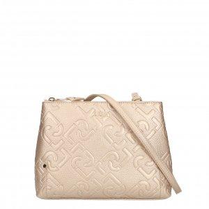 Liu Jo Affidabile Small Handbag light gold Damestas