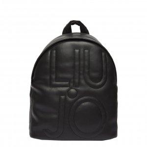 Liu Jo Sinuosa Backpack Bag nero Damestas