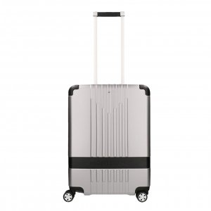 Montblanc MY4810 Trolley Cabin silver Harde Koffer