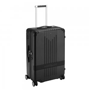 Montblanc MY4810 Trolley Medium black Harde Koffer