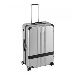 Montblanc MY4810 Trolley Medium silver Harde Koffer