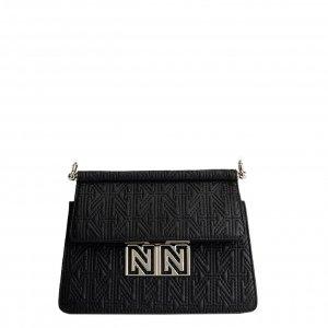 Nikkie Leya Bag black/silver Damestas