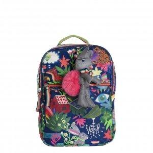 Oilily Treasure Hunt S Backpack cosmic sky Kindertas