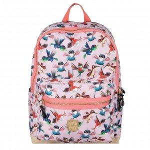 Pick & Pack Birds Backpack L soft pink Kindertas