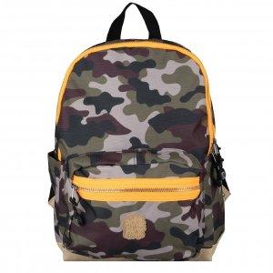 Pick & Pack Camo Backpack L camo green Kindertas