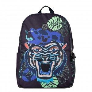 Pick & Pack Dangerous Cat AOP Backpack L carbon Kindertas