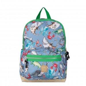 Pick & Pack Mix Animal Backpack M cloud grey Laptoprugzak
