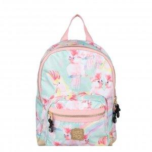 Pick & Pack Unicorn Birds Backpack S soft green Kindertas