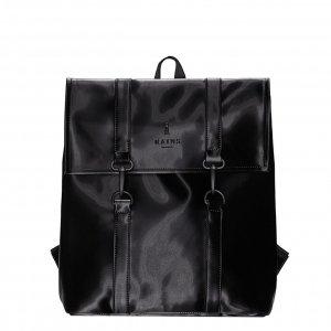 Rains MSN Bag Mini velvet black backpack
