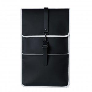 Rains Original Backpack black reflective