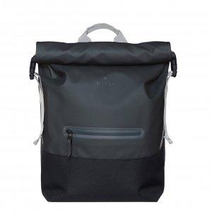 Rains Original Buckle Rolltop slate backpack