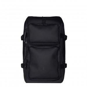 Rains Original Charger Backpack black