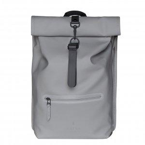 Rains Original Roll Top Backpack rock backpack