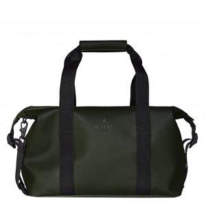 Rains Original Weekend Bag Small green Weekendtas