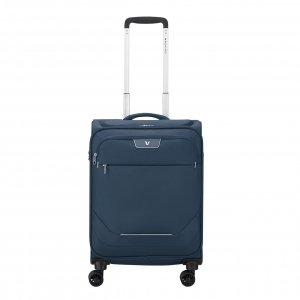 Roncato Joy Cabin Trolley 55/20 blue Zachte koffer