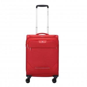 Roncato Joy Cabin Trolley 55/20 red Zachte koffer