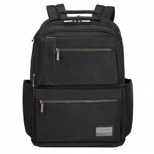 Samsonite Openroad 2.0 Laptop Backpack 17.3'' + Cloth. Comp black backpack