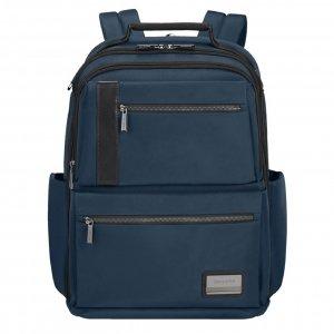 Samsonite Openroad 2.0 Laptop Backpack 17.3'' + Cloth. Comp cool blue backpack