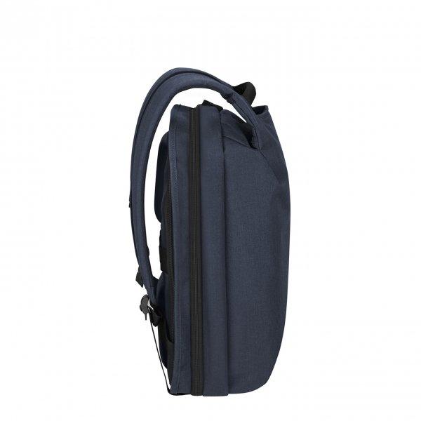 Samsonite Securipak Travel Backpack 15.6'' Exp eclipse blue van