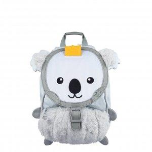 Tann's De Zoo Kinderrugzak Koala grijs