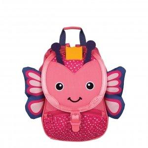 Tann's De Zoo Kinderrugzak Vlinder roze
