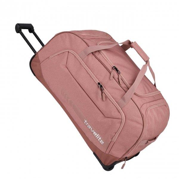 Travelite Kick Off Wheeled Duffle rose Handbagage koffer Trolley