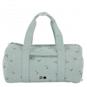 Trixie Mountains Weekend Bag mint green Weekendtas