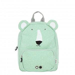 Trixie Mr. Polar Bear Backpack mint
