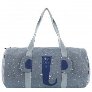 Trixie Mrs. Elephant Weekend Bag light blue Weekendtas