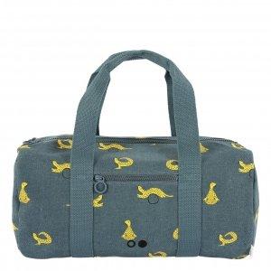 Trixie Whippy Weasel Weekend Bag blue Weekendtas