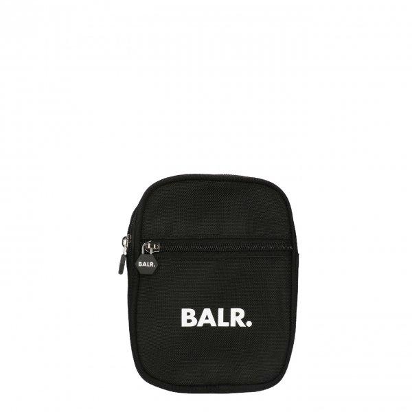 Balr. U-Series Small Cross Body Bag jet black